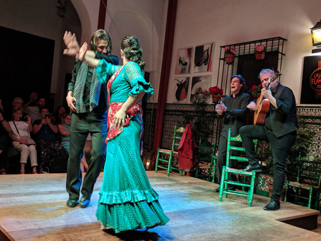 How the Andalusians dance