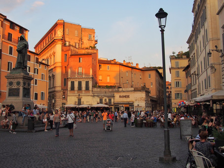How we survived (and enjoyed) Rome in summer