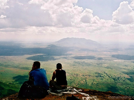 Hiking in Tanzania: The Usambara Mountains