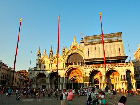 The crumbling grandeur of Venice