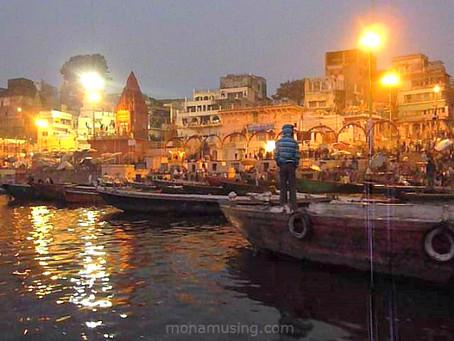 Emotional immersion in Varanasi