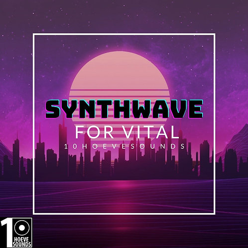 Synthwave For Vital
