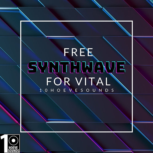 Free Synthwave For Vital