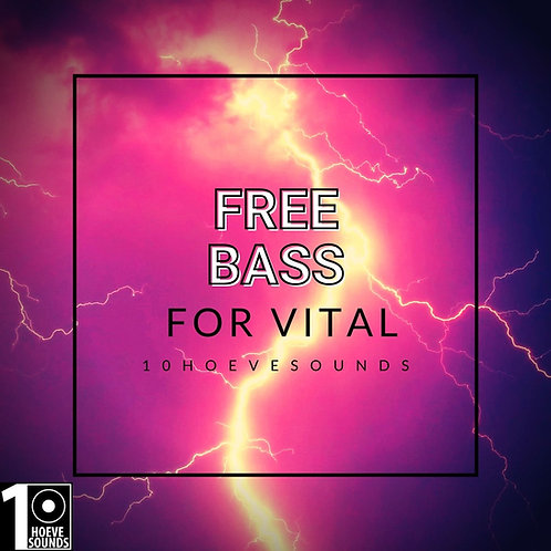 Free Bass For Vital