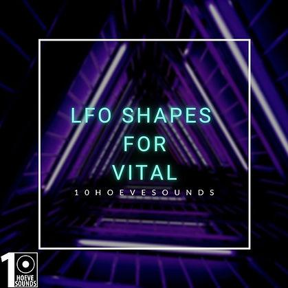 Free LFO Shapes For Vital