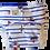 Thumbnail: Couche lavable TE2 évolutive - Marin d'eau douce