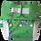 Thumbnail: Couche lavable TE2 évolutive- Koala tropical