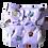 Thumbnail: Couche lavable TE2 évolutive - Forêt des loups