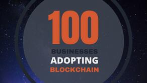 100 Businesses That Are Adopting Blockchain