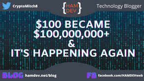 When $100 becomes $100+ million the World Starts Listening, Are You?