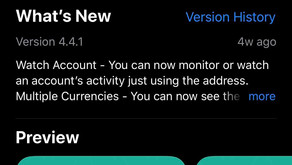 How To: Transfer from Coinspot to Algorand wallet on mobile