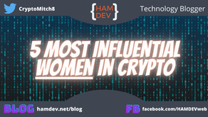 5 Most Influential Women In Crypto Mass Adoption