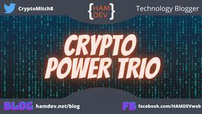 Crypto Power Triplet: XRP, VET & ALGO