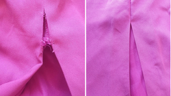 Pink Dress Altered