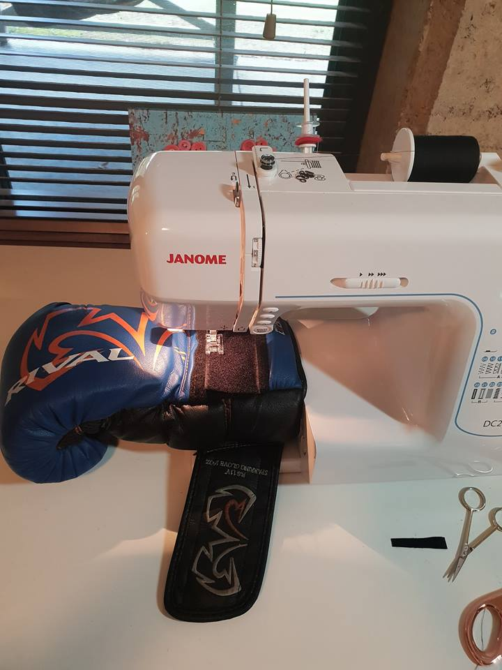 Repair Boxing Glove