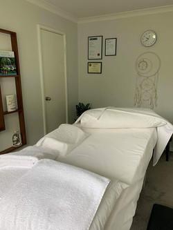 Custom Linen for Massage Bed
