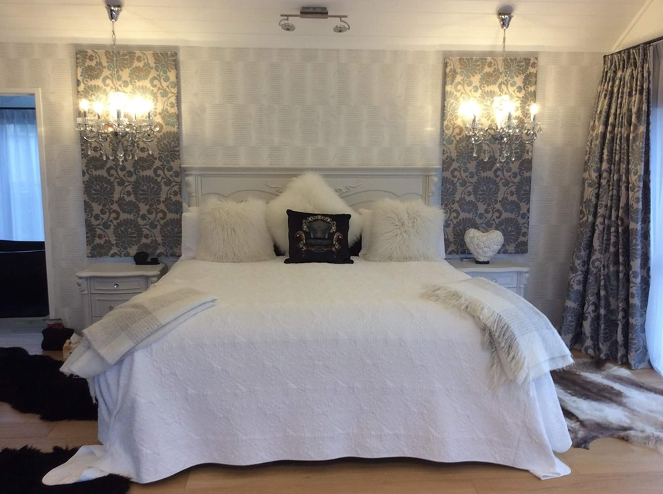 Combine two small bedspreads
