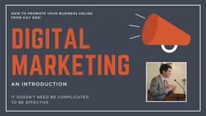 What is Digital Marketing? Start promoting your business today!