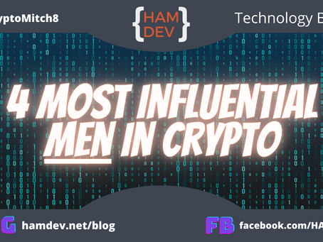 4 Most Influential Men In Crypto Mass Adoption