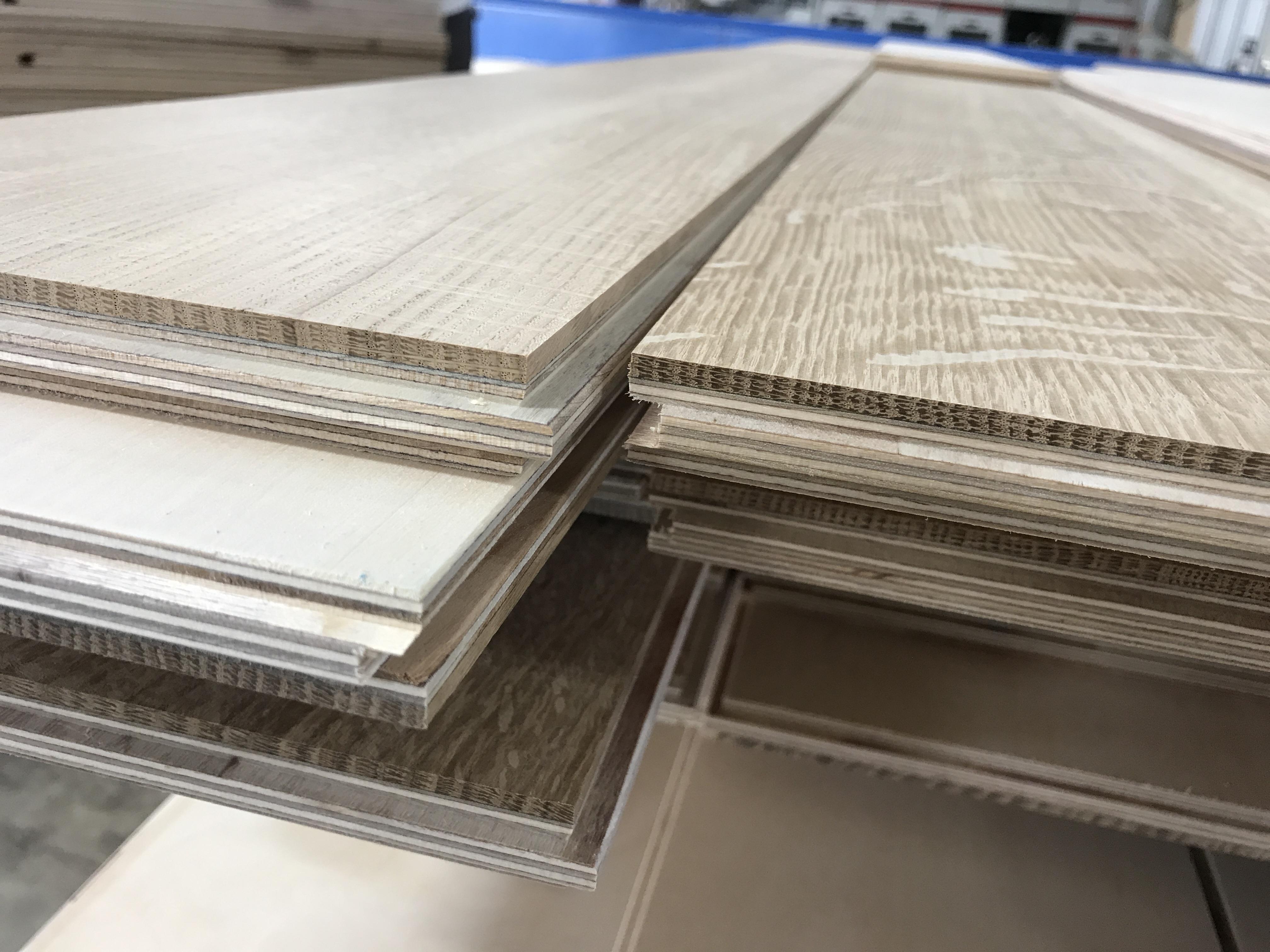 Rift & Quartered White Oak Flooring