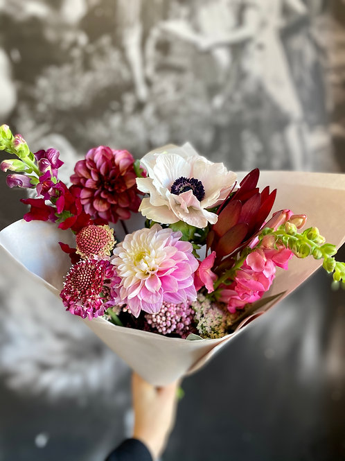 $35 Hand-Tied Bouquets