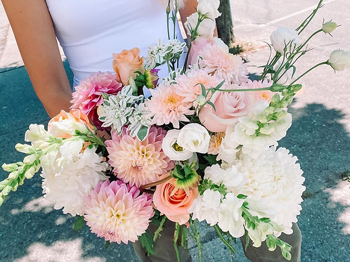 $100 Hand-Tied Bouquet