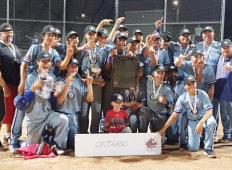 Bantam Royals 15u Win National Championship