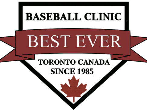 """The 34thAnnual Baseball Ontario's""""Best Ever Coaches Clinic"""""""