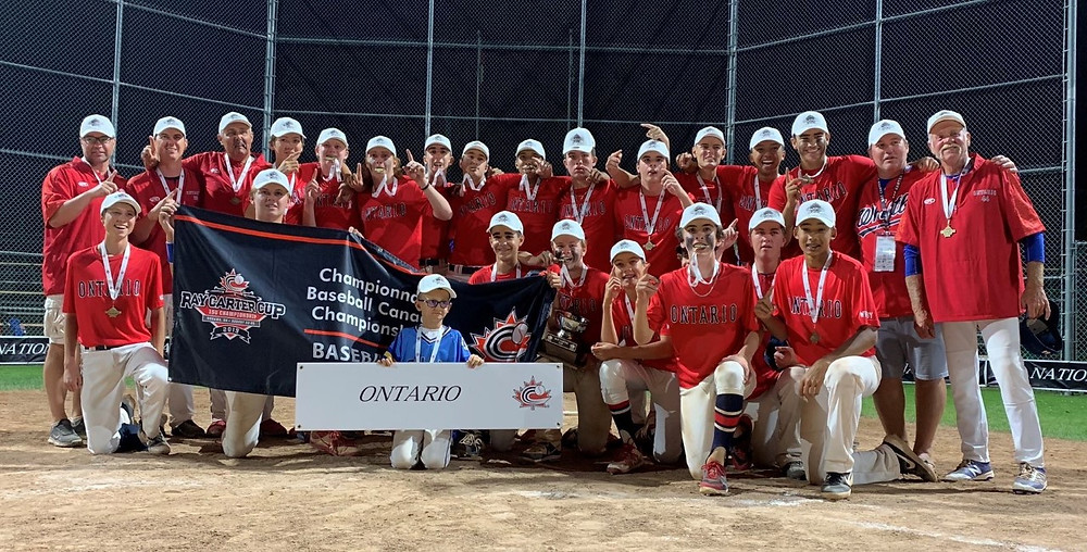 Whitby Chiefs 15u National Champions