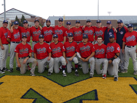 Whitby 18u - Finalists at University of Michigan Wood Bat Tournament