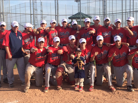 Whitby Win Provincials