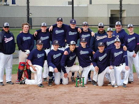 Barrie Baycats 18U Win Diamond Dawgs Fall Bash Tournament