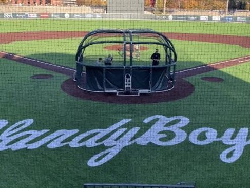 A Week With Vanderbilt Baseball