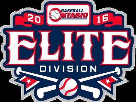2016 Ontario Cup Tournament: