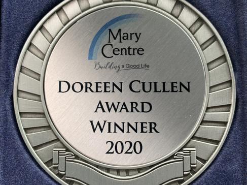 Doreen Cullen Award
