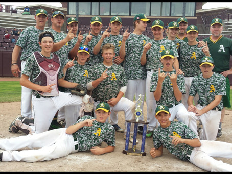 Ajax Spartans Bantam Elite Win Tournament in Michigan