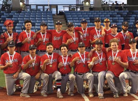 Etobicoke Rangers 18u Silver Medallist at Nationals
