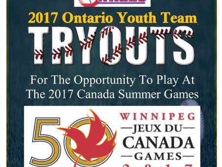 2017 Ontario Cup Tournament: