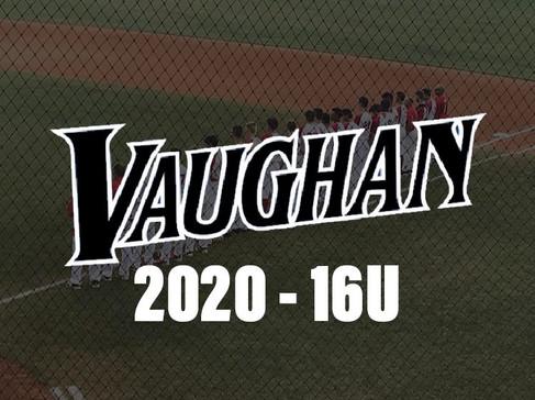 2020 Vaughan Vikings 16U
