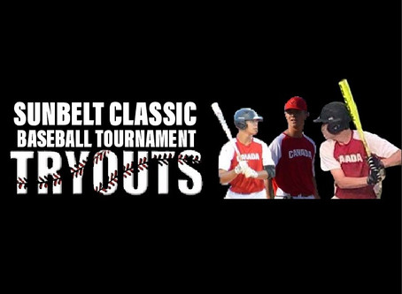 Oklahoma Sunbelt Classic Tryouts
