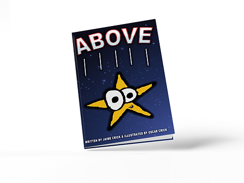Above - Children's Book