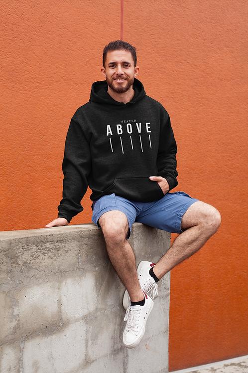 Above hoodie