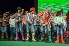 Scroogical the Musical 2014