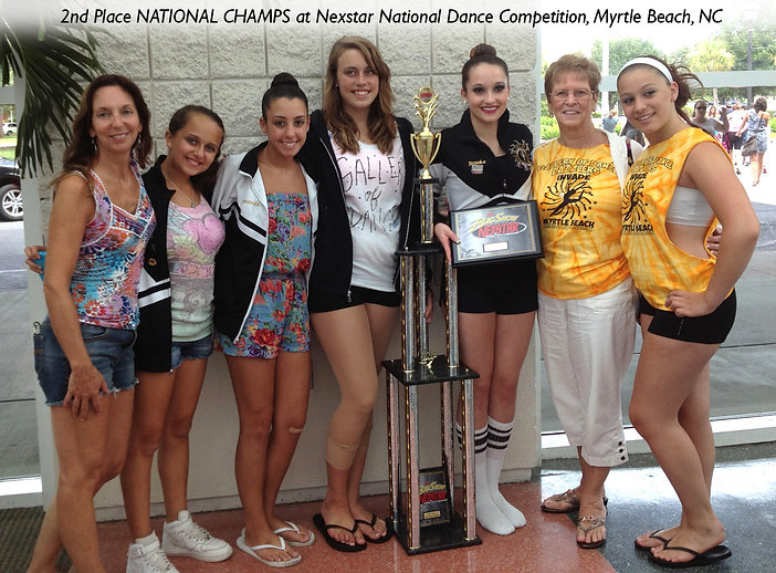Competitive Dance Team in New Jersey