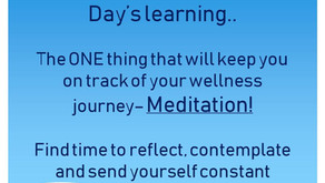 Day 9 of my 90 day keto journey – Meditate