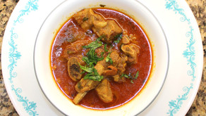 Delicious Goat Curry!