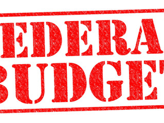 2017-18 Federal Budget Status Update