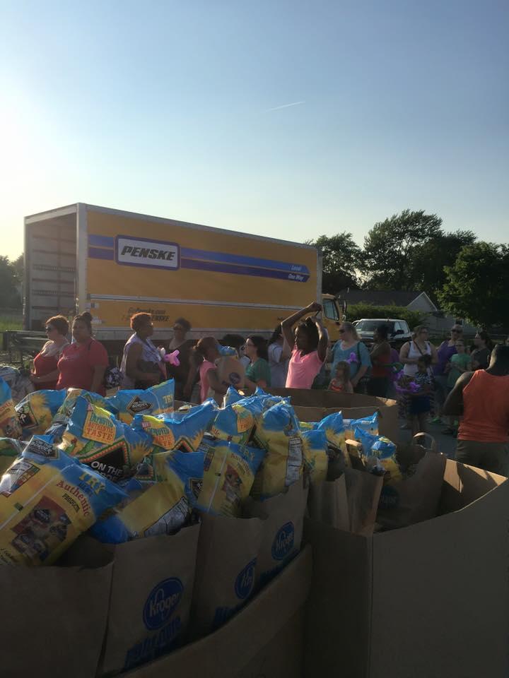 Food Distribution BVA
