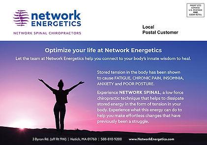 Network Energetics Postcard Front