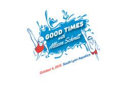 Good Times with Allison Schmitt Logo